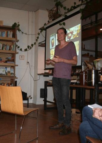 Pascal Gelling presentatie conserveren